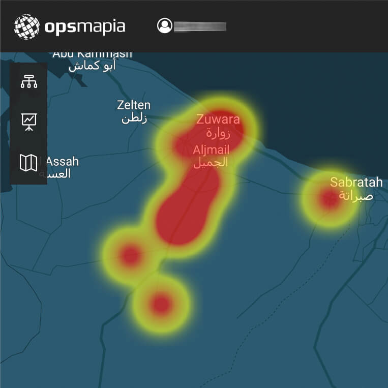 Generate Spots Heatmap